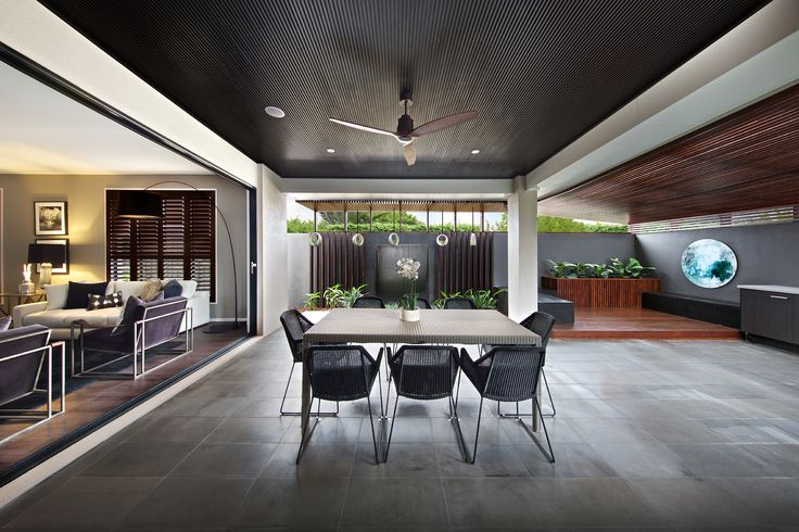 Clarendon Homes. Armadale 41. Alfresco.