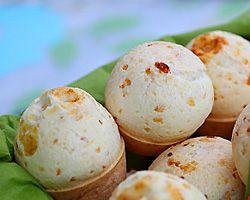 Brazilian Cheese Bread (Pão de Queijo) | Easy Asian Recipes must try! #NCCPT nccpt.com
