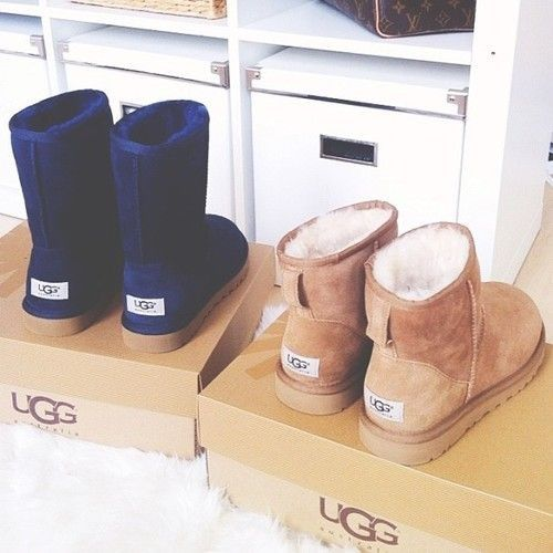 UGG SNOW BOOTS - The Adirondack Boot. Now these are uggs I'd actually wear! boots-globals.com