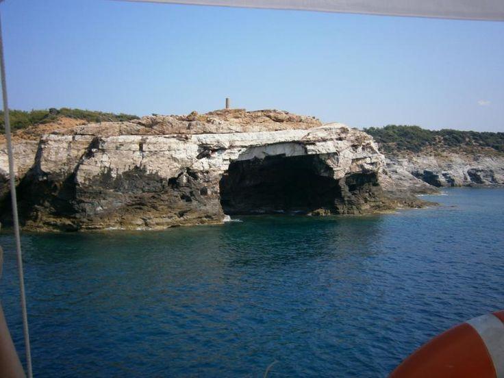Un concediu foarte placut in insula Thassos, Grecia