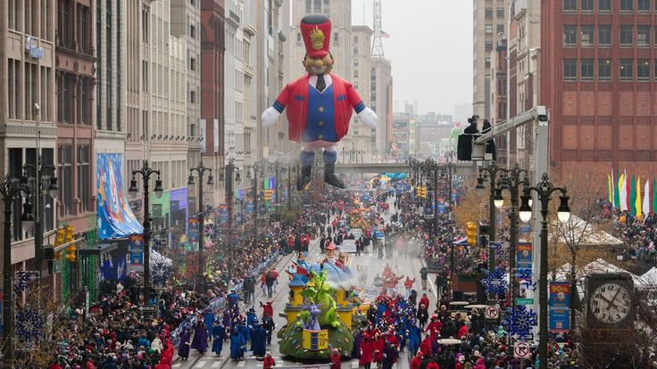 Thanksgiving is almost here, meaning thousands will flock downtown for the parade and Lions game. Here's what you need to know.