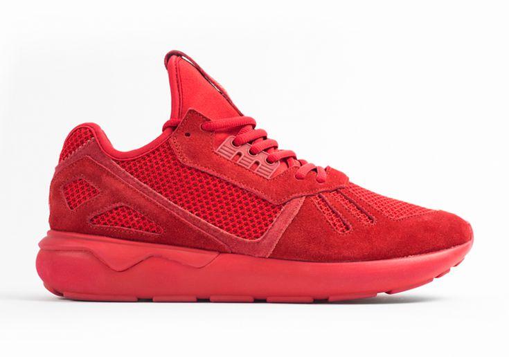 The adidas Originals Tubular Goes All-Red - SneakerNews.com