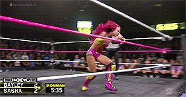 Sasha Banks vs Bayley: NXT Takeover, October 7, 2015