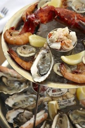 Specializing in keeping their raw bar fully stocked and delicious, Hank's Oyster Bar in Alexandria is a must-try.