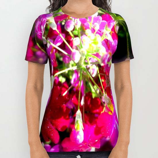 Love Life All Over Print Shirt
