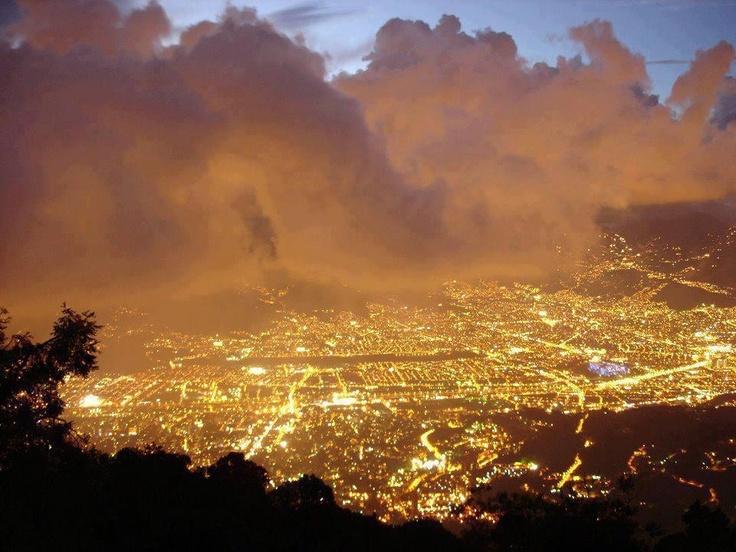 La capital de la montaña