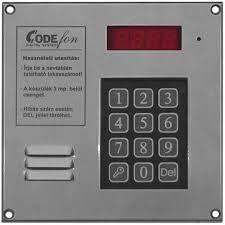 Codefon audió kaputelefon, ideális társasházi kaputelefon.  http://tarsashazikaputelefonok.hu/termekkategoria/codefon-audio-kaputelefon/