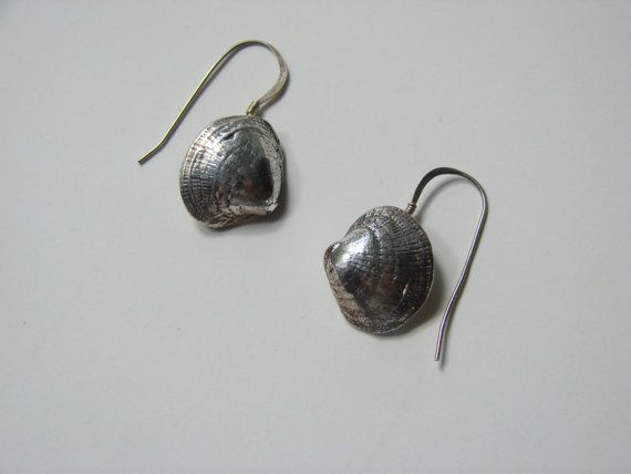 One of a kind Earrings in sterling silver  SIZE : .1 cm x 1 cm  Earrings hooks :silver 925 solid  Material:silver 925    .