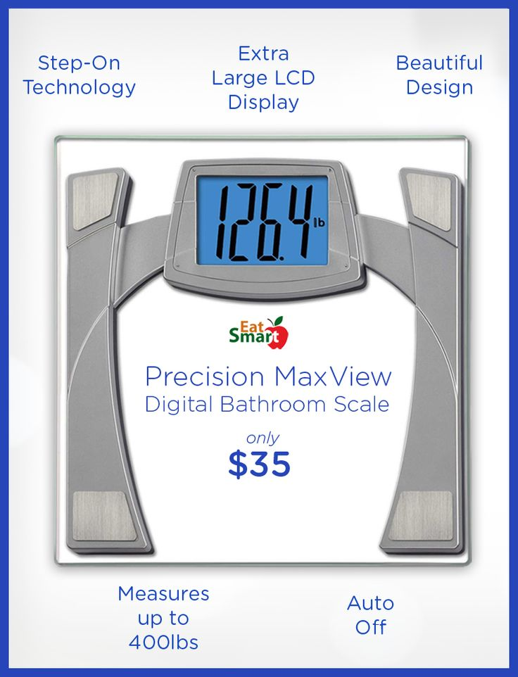 Best Precision MaxView Digital Bathroom Scale Images On - Large display digital bathroom scales for bathroom decor ideas