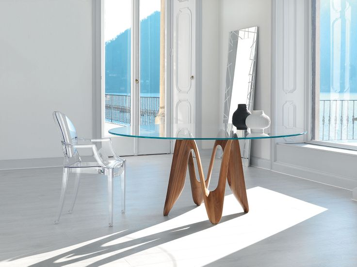 Lambda #table in open spaces interiors. Scent of #Spring