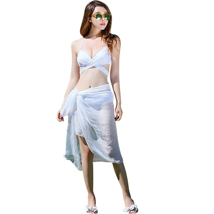 $21.60 (Buy here: https://alitems.com/g/1e8d114494ebda23ff8b16525dc3e8/?i=5&ulp=https%3A%2F%2Fwww.aliexpress.com%2Fitem%2F2016-sexy-swimwear-bikinis-with-cover-up-women-fashion-swimsuit-push-up-bathing-suits-lady-beachwer%2F32735771739.html ) sexy swimwear bikinis with cover up women three pieces swimsuit push up bathing suits lady beachwer brazilian bikini swim dress for just $21.60