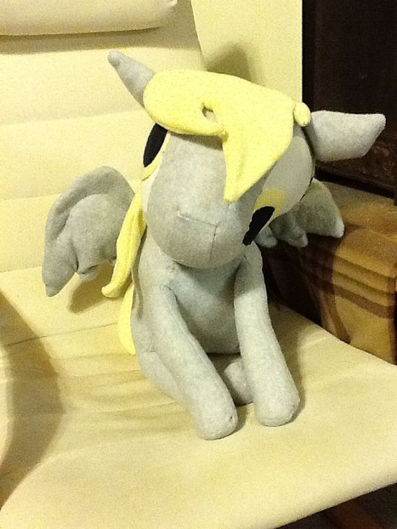 My Little Pony MLP Derpy Hooves Friendship is Magic by charity2, $120.00My Little Ponies, Ponies Friendship, Ponies Mlp