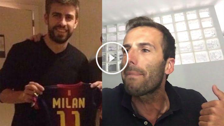Álvaro Okjeda intenta comprar una camiseta especial en la tienda oficial del Barcelona… ¿Lo conseguirá?