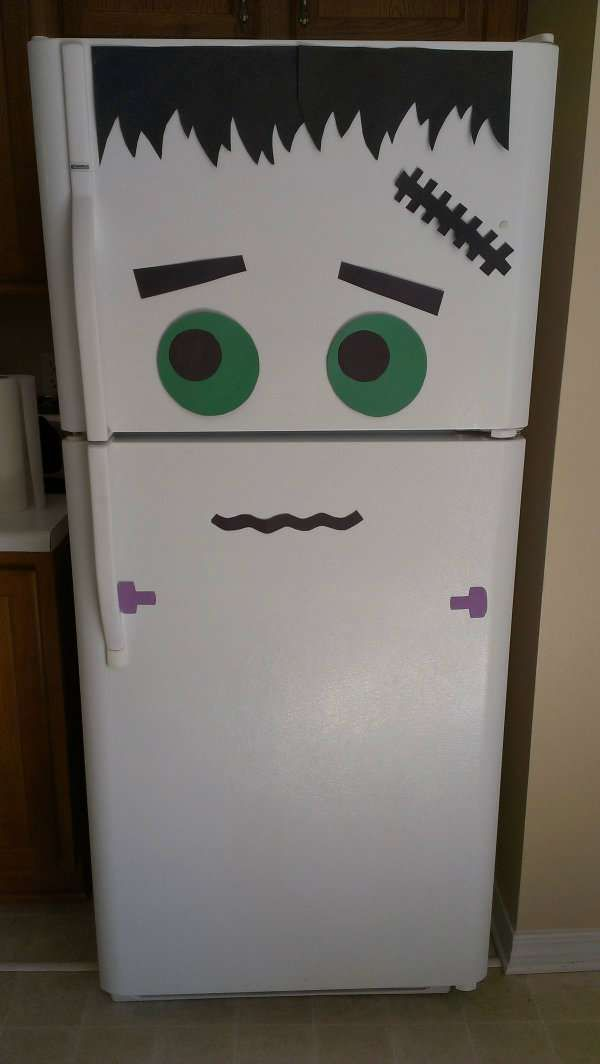 17 Idées de décorations pour frigo qui vous donneront envie de vivre dans la cuisine