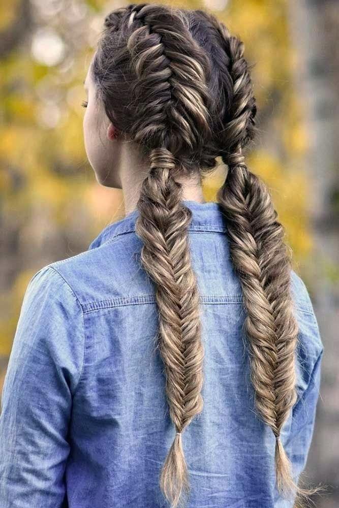 картинка колосок из волос это