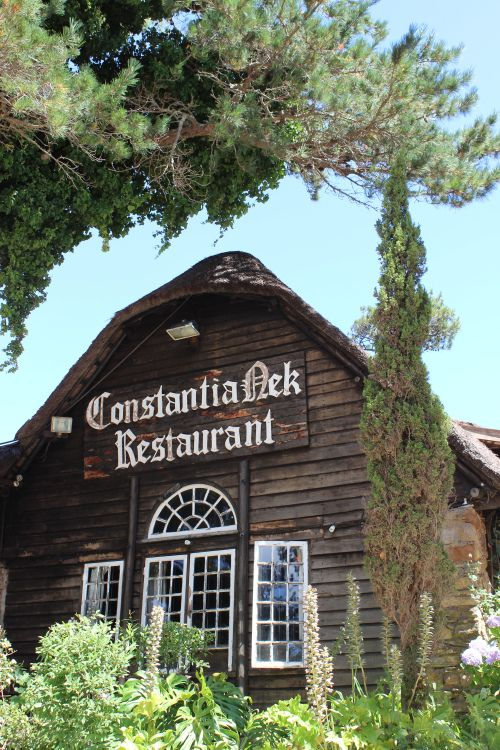Constantia Nek Restaurant, Cape Town  Hiking in Cape Town's Mountains via The…