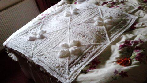 My baby blanket.