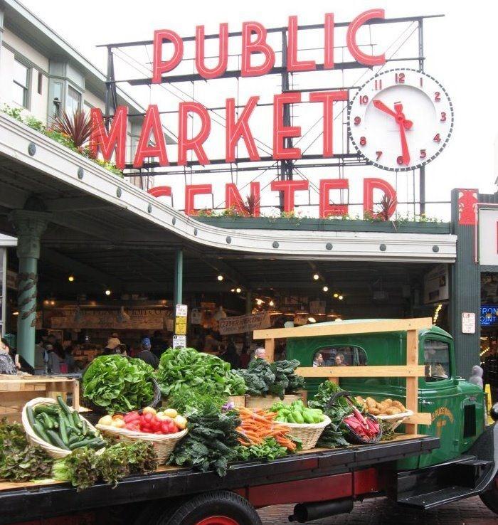Pike Place Market in Seattle 125 best