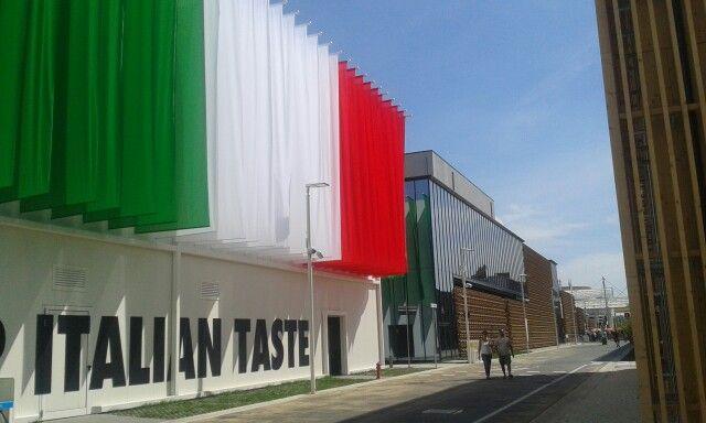 Expo - Padiglione CIBUSèITALIA #expomilano #expomi #Expo2015 #expomilano2015