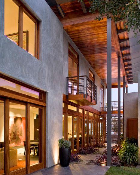 Concrete Home Style 8
