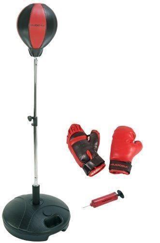 Oferta: 36.99€. Comprar Ofertas de Hudora 74501/01 - Saco de boxeo con guantes y bombín barato. ¡Mira las ofertas!