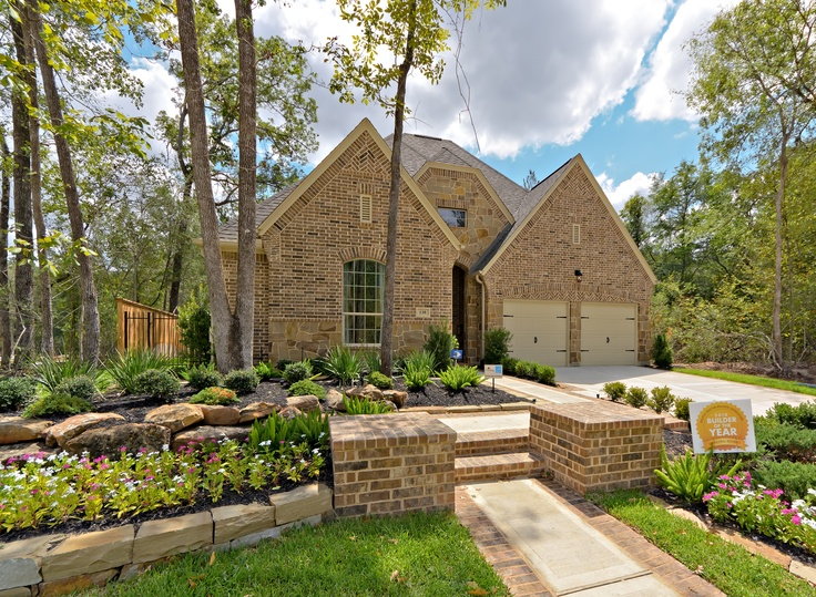New Homes In The Woodlands Texas