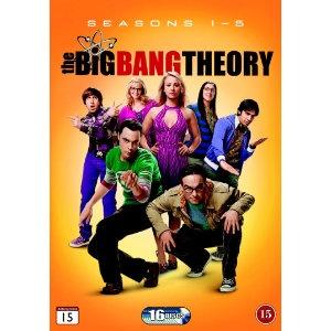 Big Bang Theory season 1-5