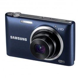 Camera foto digitala SAMSUNG ST150F, 16.2 Mp, 5x, 3 inch, negru