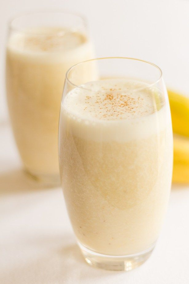 Banana Boost Smoothie to start your day. The health benefits are numerous. A quick and easy way to get essential vitamins, minerals and vital nutrients.