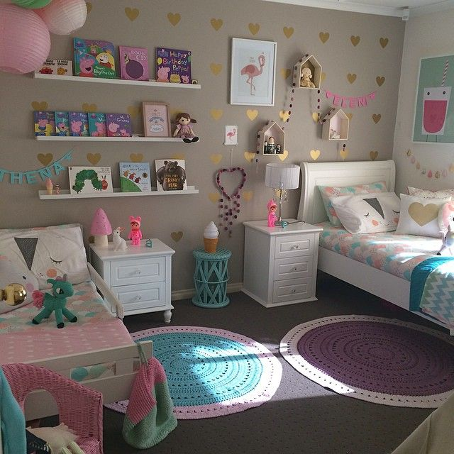 A little summer magic in the girls room coming soon xxxx