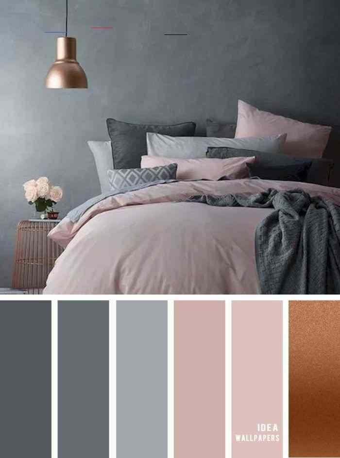 1001 Ideen Fur Bilder Fur Wandfarbe Altrosa Die Modern Und Stylisch Sind Slaapkamerkleuren In Diesem Artike In 2020 Schlafzimmer Zimmer Farbschemata Wandfarbe