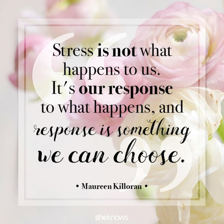 Stress Quotes: 1000+ Life Stress Quotes On Pinterest