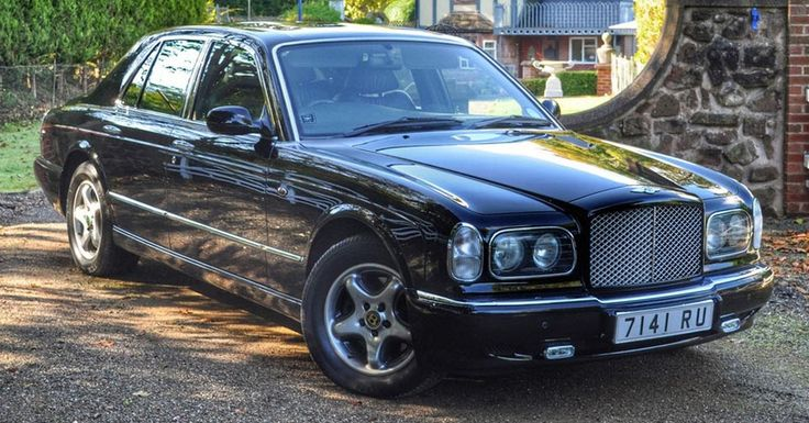 For The Price Of A Focus, This 1998 Bentley Arnage Could Make Your Neighbors Jealous #Auction #Bentley