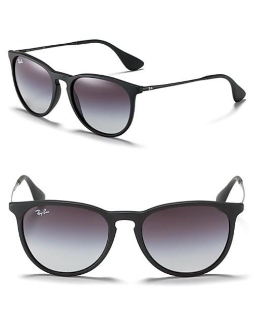 Brand New- Ray-Ban Black Keyhole Sunglasses - $105.00 ( love love )