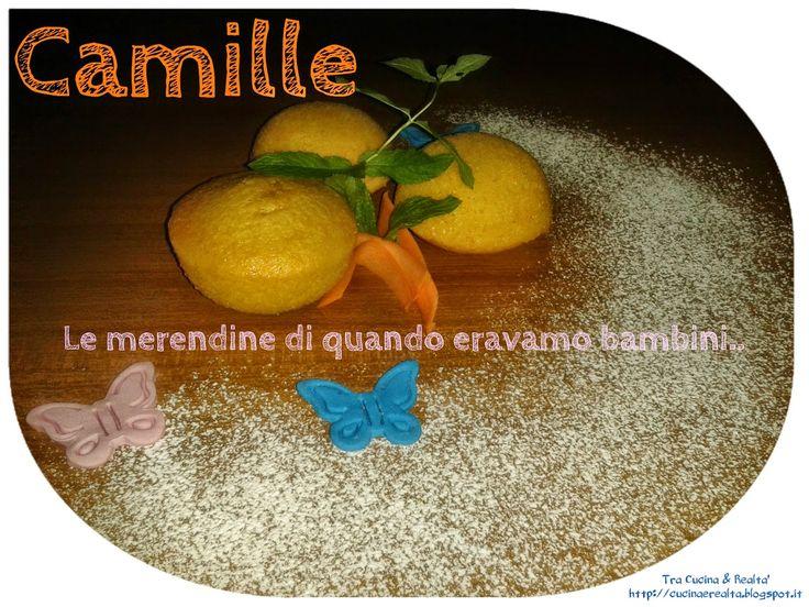 Tra Cucina & Realtà: Camille.. le Merendine di quando eravamo bambini! http://cucinaerealta.blogspot.it/2015/07/camille-fatte-in-casa-tra-cucina-e-realta.lisa.html