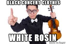 Orchestra Problems...