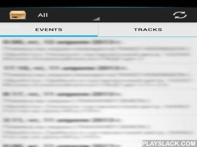 RPTracker  Android App - playslack.com , RPTracker - simple application, which allows you to track your parcels and trackable mails. Tracks are monitored on a special server, communicating with Russian Post. RPTracker will notify you about track status change via Push. All you need is install an app, and add tracks.Features:* Offline mode. All data is stored locally, so you can access it any time you need* Several devices support. You can install an app on several devices, bind it with the…