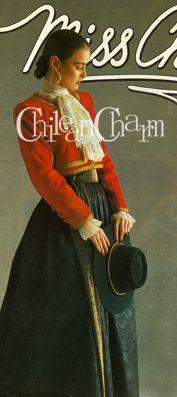 CHILEAN CHARM / LA MODA DE MARCO CORREA