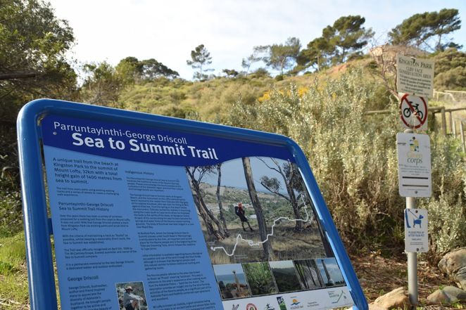 Sea to Summit Trail, Adelaide