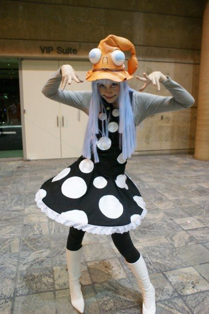 Awesome Soul Eater cosplay.
