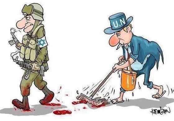 No Israel's war