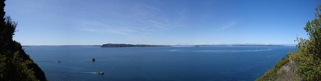 Panoramica de islas, via Flickr.