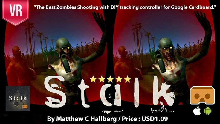 #VR #VRGames #Drone #Gaming Stalk VR Survival Game The Best Zombies Shooting with DIY tracking controller for Google Cardboard. 3D SBS videos, best google cardboard games, best vr experience, Best VR games, free google cardboard games, free vr games, game for google cardboard, google cardboard game, horror vr, Stalk VR Survival Game gameplay, Stalk VR Survival Game review, Stalk VR Survival Game review and gameplay, Stalk VR Survival Game walkthrough, top google cardboard ga