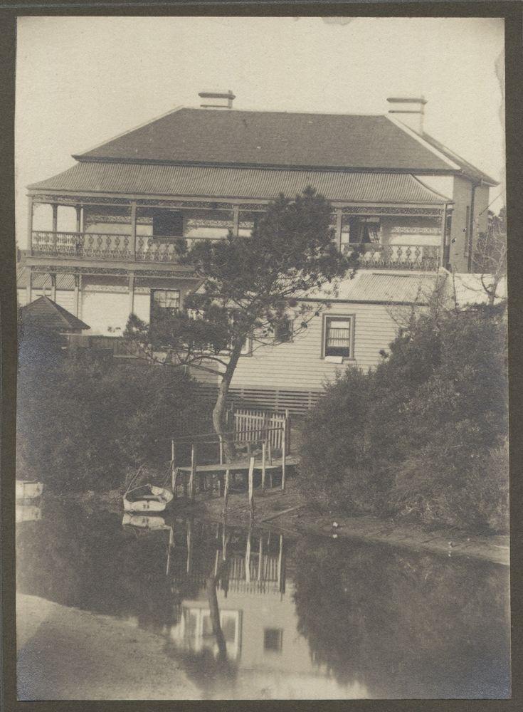 Bridge Hotel - Mordialloc c1900
