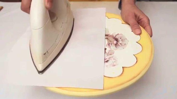Como sublimar con laminas sobre MDF preparados? Eq Arte