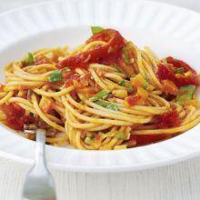 Super-veg pasta
