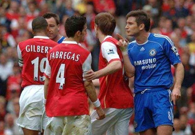 Prediksi Skor Chelsea vs Arsenal 22 Maret 2014