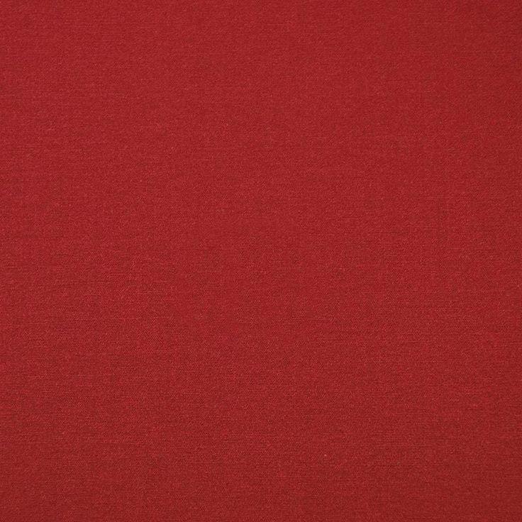 Warwick Fabrics : KORA, Colour CARDINAL