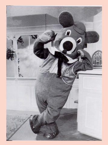 Dancing Bear from Captain Kangaroo. I loved captain kangaroo when I was