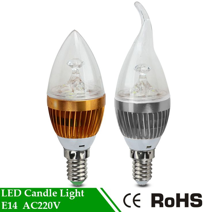 E14 LED Candle Light 220V Lamp Bulb E14 Cool Warm White Lampara 3w 5w AC220 LED Candle Light LED bulb lamp LED spot Light Bulb
